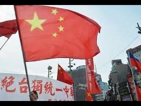 台湾五星红旗升旗人 等待祖国王师降临