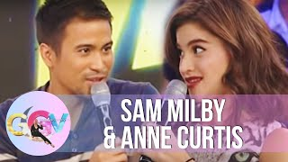 GGV: Has Sam Milby really moved on from Anne Curtis?