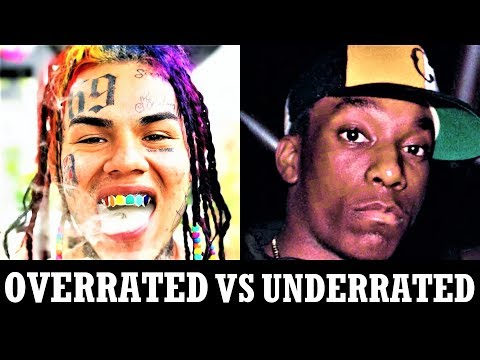 Overrated Rappers Vs. Underrated Rappers [Style Comparison]