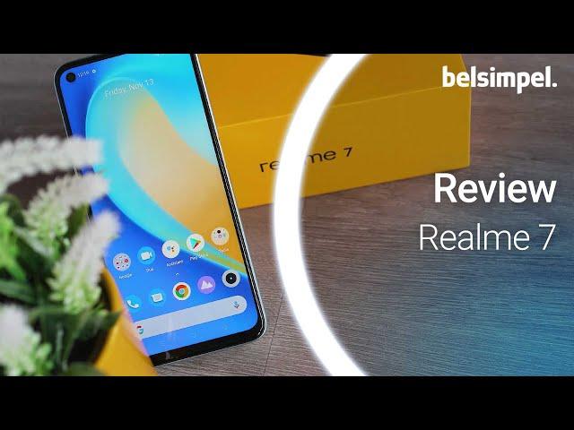 Belsimpel-productvideo voor de Realme 7 Wit