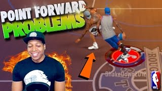 All The SKILLS Of A 6'8 POINT FORWARD - NBA 2K17 MyPark 3v3