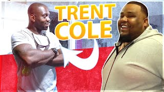 PHILADELPHIA EAGLES TRENT COLE CAME OVER MY HOUSE TO SEE MY CARS