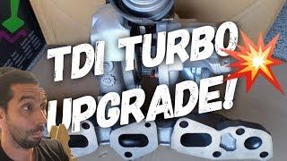 BIG TDI Golf update! - YouTube