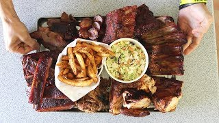"""The Belly Buster"" BBQ Challenge"