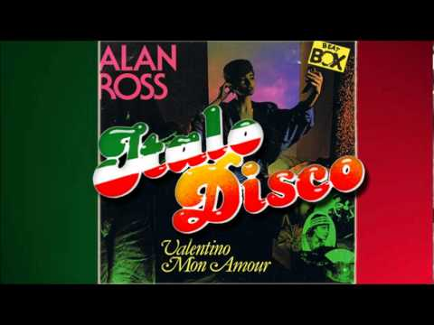 Alan Ross - Valentino Mon Amour (7'') (Swedish Remix) [Audio Only]