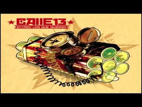 Calle 13  - Digo Lo Que Pienso (2010 - 2011)