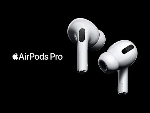 video Apple AirPods Pro