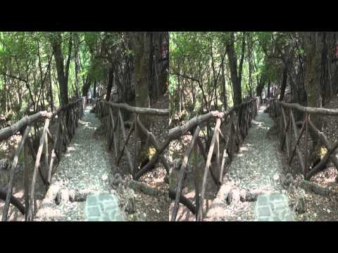Rhodos 3D (HD1080p / YT3D Stereoscopic)
