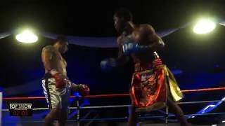 Top Show Boxing Osias Vasquez vs Anthony Hill