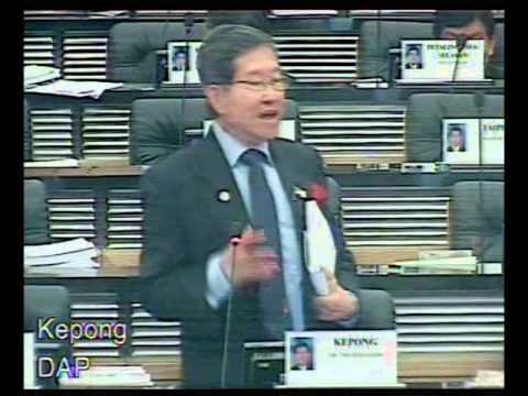 29 Nov 2012 - Pbhsn Kertas Perintah Duti Kastam - DAP Kepong