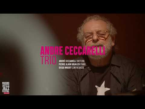 André Ceccarelli Trio | City Ground - Bonus Track | Live à Maisons-Laffitte Jazz Festival