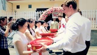 Phóng sự cưới - THANH THAO & THOMAS - 15/3/2014 HD SG HCM
