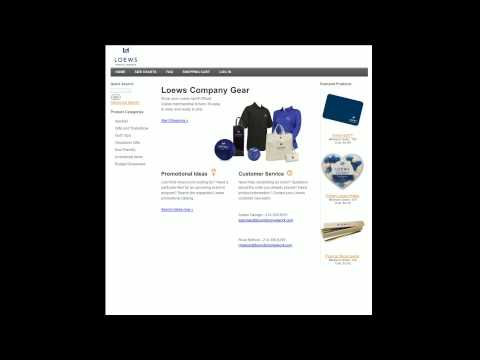 Boundless Promotional Products Buyer Portal