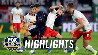RB Leipzig vs. Bayern Munich | 2019 Bundesliga Highlights