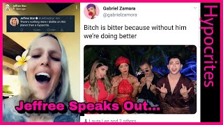 Jeffree Star Speaks Out Against Ex Friends
