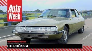 Citroën SM - Kloppend Hart