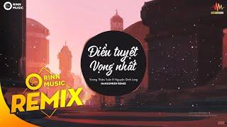 Điều Tuyệt Vọng Nhất (HanJunKen Remix) - Vương Thiên Tuấn ft Nguyễn Đình Long | Remix Cực Căng