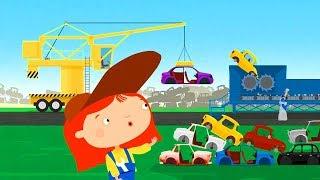 Car Cartoons for Children 🚗 Car TRANSPORTER & Car DUMP 🚗 Kids cars cartoon animation