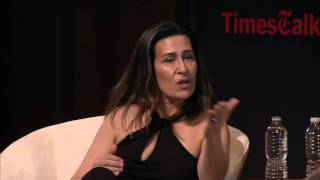 Lin-Manuel Miranda, Jeanine Tesori, Danai Gurira, and Oskar Eustis | Interview | TimesTalks