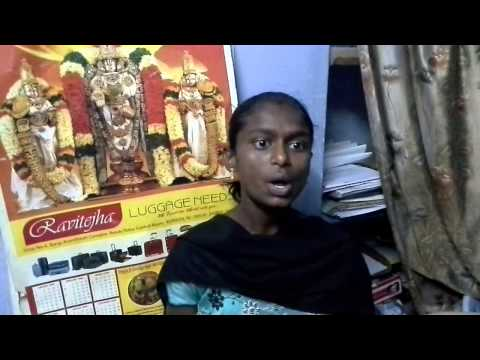 Leelavathi is an Orphan Child in Kurnool, Andhra Pradesh | Seruds NGO India