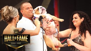 Harry Smith honors his father British Bulldog's legacy: WWE Hall of Fame 2021 (Network Exclusive)