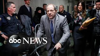 Harvey Weinstein found guilty of 2 out of 5 charges in monumental trial | Nightline