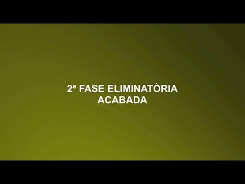 DIA 10 - 2a FASE ELIMINATÒRIA ACABADA