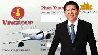 CEO Vinpearl Air Là Nguyên Phó Tổng Giám Đốc Vietnam Airlines?