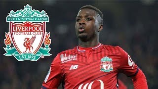 NICOLAS PEPE TO SIGN FOR LIVERPOOL? | CONFIRMED HE LEAVES LILLE BY PRESIDENT