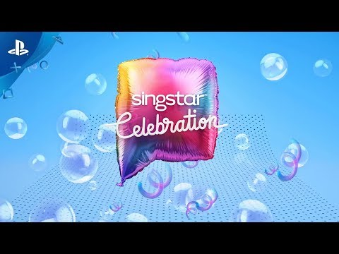 SingStar Celebration Trailer