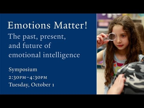 The Past, Present, and Future of Emotional Intelligence