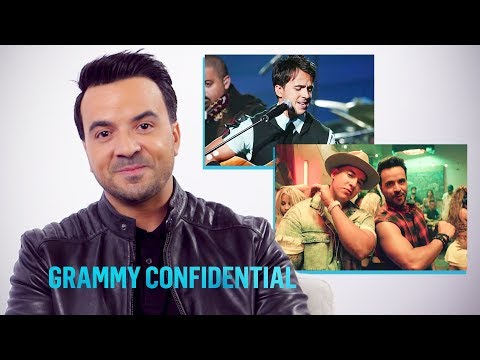 "Luis Fonsi & ""Despacito"": 20-Year Journey to 2020 Grammys | Grammy Confidential | E! News"