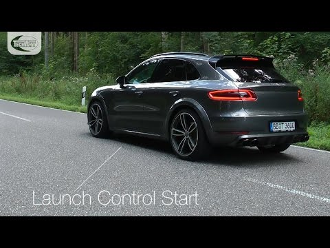 2016 TechArt Powerkits for the Porsche Macan and Cayenne