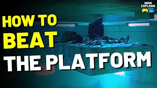 "How to Beat the HUNGER & DEATH in ""THE PLATFORM"" (2019)"