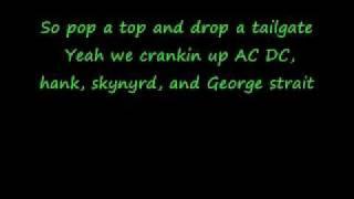 Brantley Gilbert-Kick it in The Sticks Lyrics