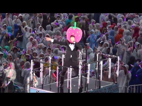 [HD] Fancam 141005 Changmin, Kyuhyun and Minho - Ichigo いちご @ SMTOWN LIVE WORLD TOUR Ⅳ in TOKYO