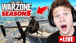 Top Warzone Player Live 1,000 Wins 30 KD - Season 5