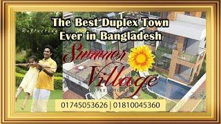 duplex house in dhaka