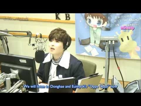 [ENG SUB] 150114 SUKIRA - Call Out to Donghae & Eunhyuk