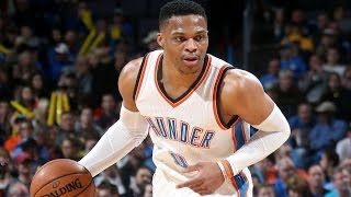 Russell Westbrook Posts Triple Double Within 17 Minutes of Play!!!