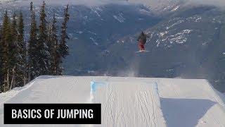 Basics Of Jumping On Skis