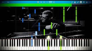 Peter Sandberg - Spring Morning | Synthesia Piano Tutorial