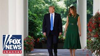 The Trumps host the White House Historical Association Dinner