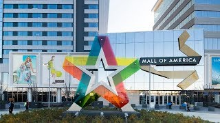 Multiple People Stabbed at Mall of America - LIVE BREAKING NEWS COVERAGE 11/12/17