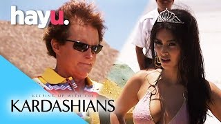 Bruce Furious Over Girls Gone Wild Shoot | Keeping Up With The Kardashians