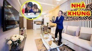 Ngôi nhà khủng của vợ chồng Trấn Thành sau khi cưới như thế nào? - Tin Tức Sao Việt