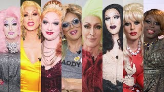 Happy National Coming Out Day from Detox, Katya, Sharon Needles, and more Famous Drag Queens