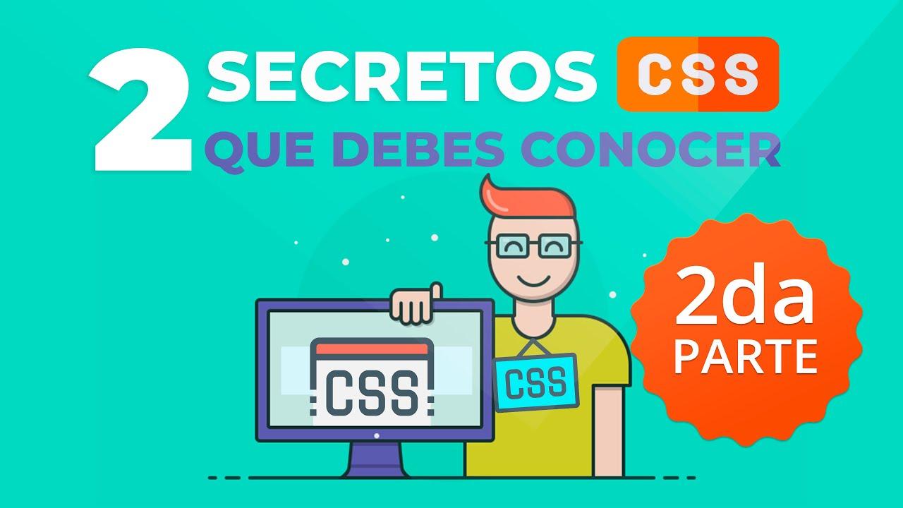 🛠2 TRUCOS CSS MODERNOS que NO CONOCÍAS (2da PARTE)