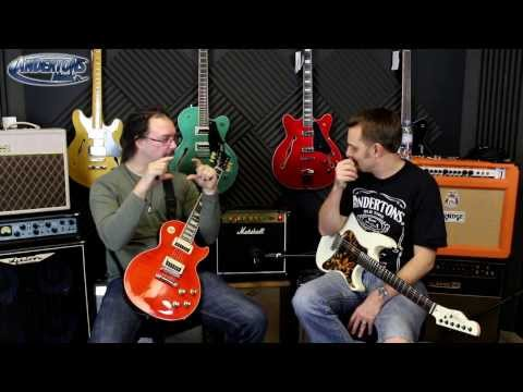 Marshall DSL5 Guitar Amp - 5 Watts of Juicy Marshall Tube Goodness