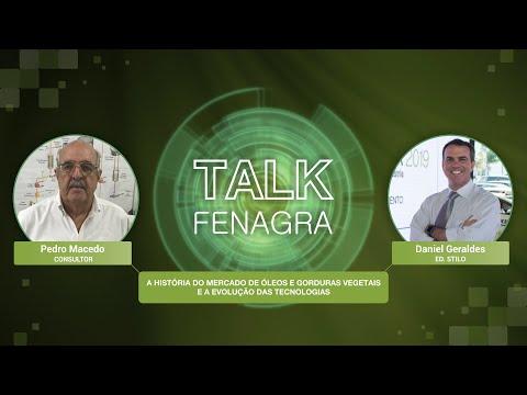 TALK FENAGRA - Pedro Macedo
